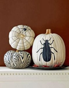 The NapTime Reviewer: Simply Spook-Tacular | Kid-Friendly Pumpkin Decorating Ideas
