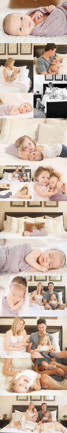A New Sister… Houston Newborn Photographer » Houston & Tomball Photographer – Child, Baby & Family Photography – 832-377-5893