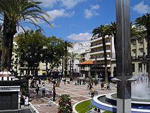 Huelva - Plaza de las Monjas
