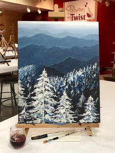 ART INSPIRATIONS and PLANS Painting Acrylic Forest Tree Art 55 Ideas Acrylic Painting Ideas acrylic acrylic painting ideas Art Forest ideas Inspirations painting plans tree Painting Inspiration, Art Inspo, Arte Sketchbook, Paint And Sip, Learn To Paint, Diy Art, Watercolor Paintings, Watercolours, Cool Art