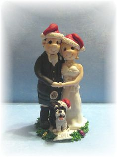2015 Custom Family Christmas Ornament by lynnslittlecreations on Etsy