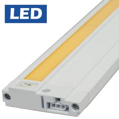 "Tech Lighting 700UCF3183-LED Unilume LED 30"" 18 Watt Plug-In Slimline Under Cabi Black Indoor Lighting Under Cabinet Light Bars"