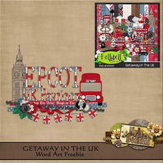 MJ-AJ Designs: Getaway To The UK From Kellybell Designs
