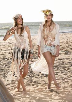 •●•╰☆╮Boho chic bohemian boho style hippy hippie chic bohème vibe gypsy fashion indie folk the 70s . ╰☆╮