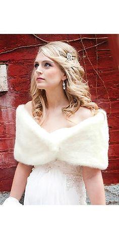 OMG OMG OMG a fur shawl !!!!!!!!!! i think you need this. it seems very necessary.....lol