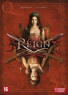 REIGN, Seizoen 3 (Gezien en gevolgd op Netflix)