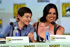 Lana and Jared at SDCC