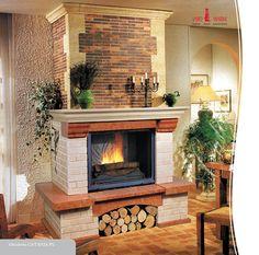 Znalezione obrazy dla zapytania rustykalne obudowy kominków Design, Home Decor, Homemade Home Decor, Interior Design, Design Comics, Home Interiors, Decoration Home, Home Decoration