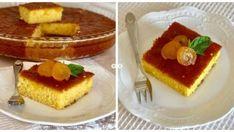 Orange Moist Cake Recipe- Portakallı Islak Kek Tarifi We have now ready a moist cake recipe that mig Moist Cakes, Cake Ingredients, Kefir, Food Cakes, Tart, Cake Recipes, French Toast, Brunch, Cookies