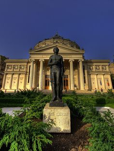 Bucharest's Atheneum
