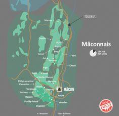 Maconnais-Burgundy-Wine-Map