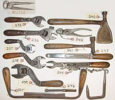 H.D. Smith Perfect Handle Tools | Flickr - Photo Sharing!
