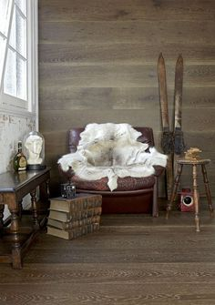 Part of the Architect collection, our washed chestnut American Oak timber floorboards have a deep chestnut colour that is highlighted by light grain. Royal Oak Floors, Timber Flooring, Flooring Ideas, Interior Decorating, Interior Design, Decorating Ideas, Painted Floors, Winter House, Room Set