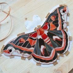 Your place to buy and sell all things handmade Stained Glass Designs, Stained Glass Projects, Stained Glass Patterns, Stained Glass Art, Stained Glass Windows, Mosaic Glass, Fused Glass, Bee Creative, Glass Butterfly