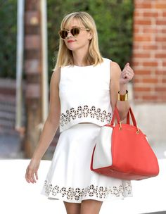 8 Things Reese Witherspoon Has Taught Us About Modern American Style  - TownandCountryMag.com