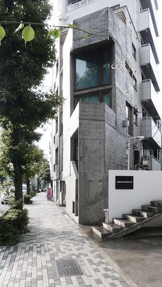tokyo shibuya walk tower house azuma 33