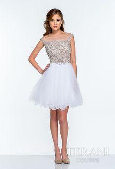 Vestidos cortos lindos para jovenes