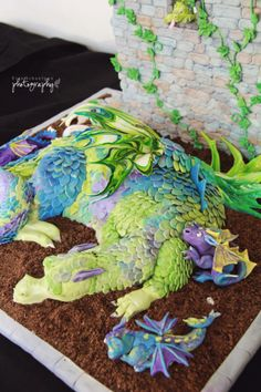Cake Decorating Bagshot : Protector of the Flame Cake Decoration Pinterest ...