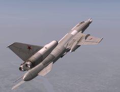 TUPOLEV TU-22M (Bombardero Estrategico)