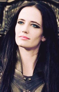 Eva Green for '300:  Rise of an Empire'