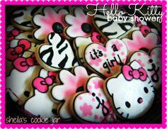 Hello Kitty Baby Shower