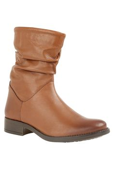 0fd54bdb3ce Buy Lotus Slouch Leather Boots from the Next UK online shop
