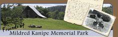 Friends of Mildred Kanipe Memorial Park Home Header