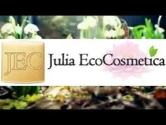 COSMÉTICA NATURAL  http://www.juliaecocosmetica.com/