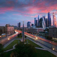 """""""Спокойной ночи, Москва!"""""""
