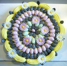 Tarta de chuches   Candy cake