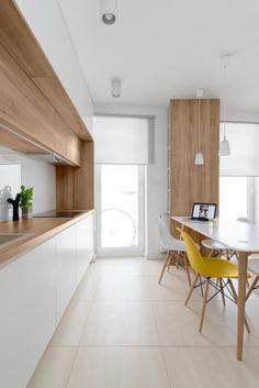 The kitchen that is top-notch white kitchen , modern kitchen , kitchen design ideas! Kitchen Room Design, Modern Kitchen Design, Kitchen Layout, Home Decor Kitchen, Interior Design Kitchen, Home Kitchens, Kitchen Ideas, Kitchen Wood, Kitchen White