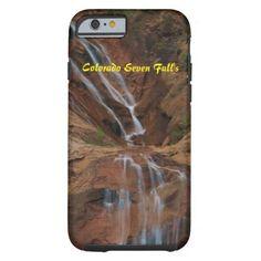 Colorado Seven Fall's Case-Mate Tough iPhone 6/6s Tough iPhone 6 Case