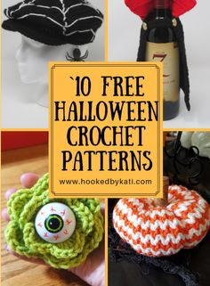 I've done a Halloween Round Up of my favorite Halloween patterns I have found this year from various designers. There have been some amazing things created this season! Here are 10 of them! Crochet Craft Fair, Crochet Fall, Holiday Crochet, Love Crochet, Diy Crochet, Crochet Crafts, Crochet Projects, Crochet Ornaments, Crochet Snowflakes
