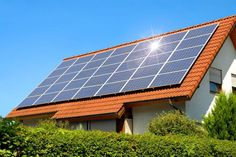 What if your entire roof was made up entirely of dedicated solar power cells? No, not adorned with the current kind of solar panels you've likely seen on the..