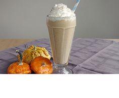 Pumpkin Pie Milkshake : tillamook