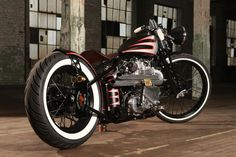 Angry Monkey Motorcycles - 1959 Bonneville.
