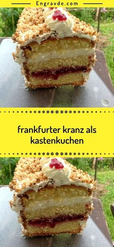 frankfurter kranz als kastenkuchen – Rezept More from my siteCake Recipes Easy BoxCoffee Cake Recipes EasyCake Recipes Easy BestThis Easy Pineapple Pudding Poke Cake recipe is made with a boxed cake mix, pine…Cake Recipes Easy BoxCake Recipes Easy Box Box Cake Recipes, Dessert Cake Recipes, Homemade Cake Recipes, Cheesecake Recipes, Baking Desserts, Chocolate Cake Recipe Videos, Chocolate Chip Recipes, Food Cakes, Easy Vanilla Cake Recipe