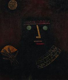 * Le prince noir 1927 Paul Klee