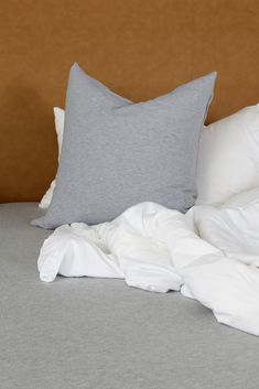Gloriously comfy and super chic, our fitted sheets are a 2019 must have! Linen Bedding, Bed Pillows, Pillow Cases, Interior Decorating, Fitted Sheets, Comfy, Bedroom Inspiration, Fitness, Chic