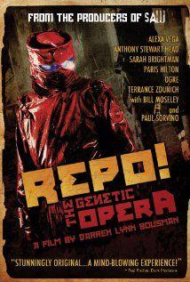 Repo! The Genetic Opera (2008) Poster