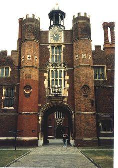 Anne Boleyn's Gate
