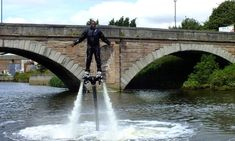 Enjoy true exhilaration with this Flyboarding experience! book a Flyboarding Experience London Bridge Experience, Indoor Climbing, Balloon Flights, Mere Mortals, Experience Gifts, Kew Gardens, Activity Days, East Sussex, Water Sports