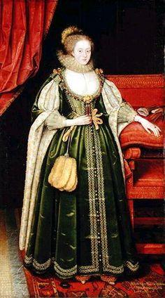 Reformation Era - c.1618 Gown