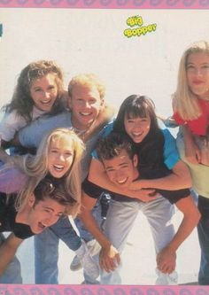 BEVERLY HILLS 90210 watched this religiously every week.