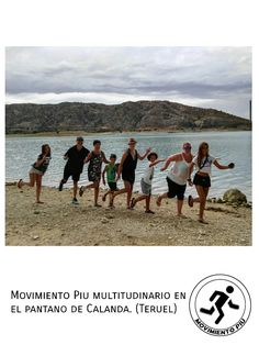 Movimiento Piu en Teruel.