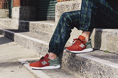 """Concepts x New Balance 998 """"Boston"""" (Rivalry Pack)"""