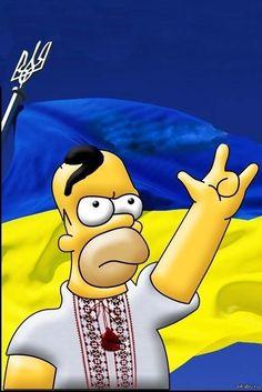 Slava Ukraini!
