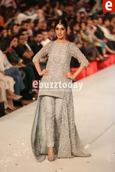HSY at PFDC Loreal Paris Bridal Week 2015