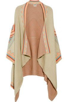 Haute Hippie Patterned Knitted Cotton Cardigan <3<3