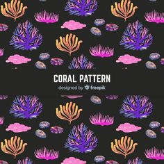 More than 3 millions free vectors, PSD, photos and free icons. Exclusive freebies and all graphic resources that you need for your projects Fan Coral, Coral Color, Pastel Colors, Coral Background, Watercolor Background, Textured Background, Coral Watercolor, Watercolor Logo, Coral Design